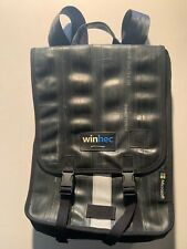 Microsoft / Winhec Laptop Bag Backpack Made From Recycled Rubber Tires