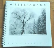 ANSEL ADAMS - 2012 Calendar - photo -
