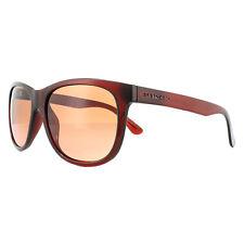 Serengeti occhiali da sole OSTUNI 8589 LUCIDO Burgundy AUTISTA MARRONE SFUMATO