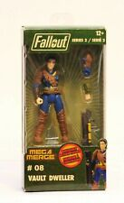 Fallout 4 Inch Male Vault Dweller Buildable Action Figure Mega Merge Series 2 #8