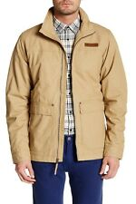 NIB Columbia Tech Terrain Softshell Soft Shell Jacket Crouton Beige Size Large L