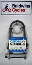 OXFORD SHACKLE12 DUO ULOCK & 1.2MTR CABLE LK332