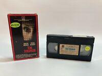The Stranger Rare Crime Thriller VHS 1987 Bonnie Bedelia Peter Riegert OOP HTF
