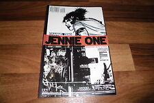 JENNIE ONE -- Channel Zero // Brian Wood+Becky Cloonan 2004