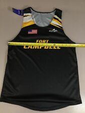 Borah Teamwear Mens Run Running Singlet Size Medium M (6910-168)
