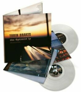 Turin Brakes The Optimist LP Only 300 with Signed Print Clear Vinyl Anniversary