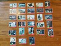 1977 Star Wars Series 2 (Red) Lot of 28 cards
