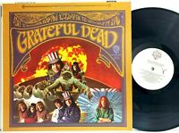 Grateful Dead Self Titled White/Tan Label Stereo WS 1689 LP Vinyl Record Album