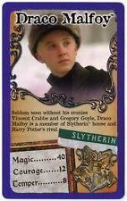 Draco Malfoy Harry Potter Prisoner Azkaban 2017 Top Trumps Card (C285E)