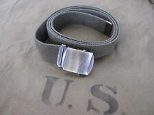 US Army cintura UFFICIALI CINTURA OLIVA fieldtrouser Chino M37 M43 HBT WWII