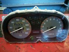 Yamaha XJ600 N Diversion 99 - Clocks 26k