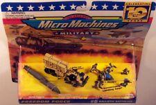 Military Micro Machines 1997 6 BALLISTIC BATALLION Patriot Launcher Nautilus MOC