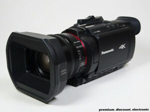 Panasonic HC-X1500 Camcorder HC X1500 Ultra HD 4K + Rechnung