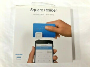 New Square Credit Card Reader for Apple and Android NEW