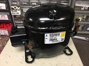 true cooler compressor, tecumseh, 1/5 HP, R134a/R12, AEA3425Y R134a/R12 115 VAC