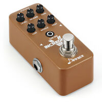 Donner Incredible V Electric Guitar Preamp Effect Pedal Mini Versatile 2-channel