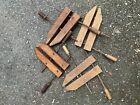lot+of+4+antique%2Fvintage+clamps+-+2+jorgensen+clamps+-+14%22+and+2+other+14%22