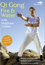 DVD:QI GONG FIRE AND WATER - NEW Region 2 UK