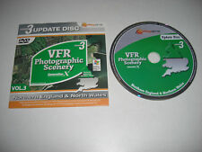 VFR Photographic Scenery Génération X Northern England version 3 update disc NEW