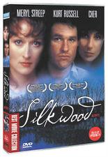 SILKWOOD (1983) - Kurt Russell DVD *NEW