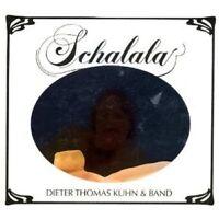 "DIETER THOMAS KUHN & BAND ""SCHALALA (LIMITED)""  CD NEU"