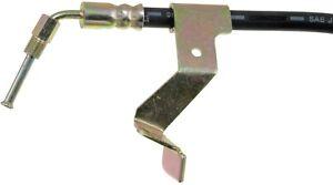 Brake Hydraulic Hose Rear Left Dorman H380308