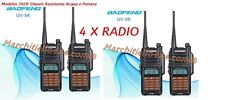 BaoFeng UV-9R Ricetrasmittente VHF/UHF 8W - Nero