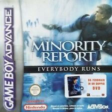 Minority Report - Everybody Runs GBA