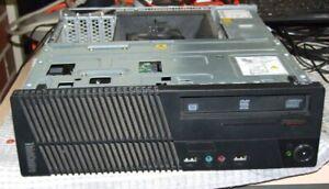 Lenovo ThinkCentre M71e Intel Core i7-2600 3.4GHz  1 TB HDD 4 GB RAM