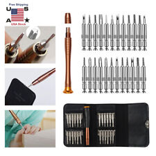 for iPhone Laptop 25 in 1 Precision Torx Screwdriver Repair Opening Tool Kit Set