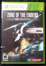 Zone of the Enders HD Collection Microsoft Xbox 360 2012 Shooter RPG Game Kojima