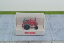 Wiking 8800013 Lanz Bulldog Agricultural Tractor w/ Figure  HO 1:87 Scale
