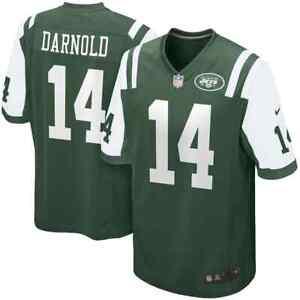 💯%GENUINE Sam Darnold NFL New York Jets Nike Game Jersey - Green XL