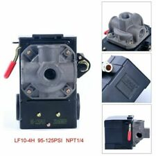 Quality Air Compressor Pressure Switch Control 95 125 Psi 4 Port With Unloader Us