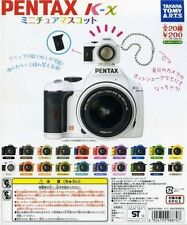 Takara Tomy Pentax K-x Miniature Camera Part 1 Gashapon Full Set of 20pcs