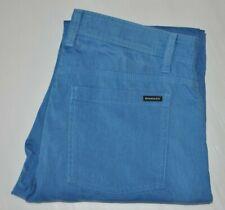Oakley Mens Blue Cotton Slim Fit Casual Jeans Pants Size 34