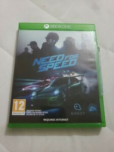 Microsoft Xbox One Need for Speed 2015
