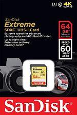 Sandisk 64GB FS extreme V10 HD SD card fo Canon R800 R700 R600 R82 R80 R72 R70 R