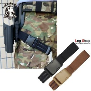 Tactical Thigh Strap Elastic Band Strap for Holster Drop Leg Hanger Army Airsoft