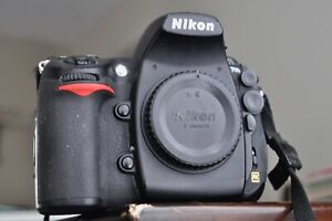 Nikon D700 Camera body only Full frame body