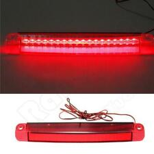 1X Car Tail Third Red Brake Stop Light Reversing Lights Strip Bar Warning 18 LED