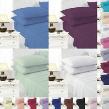 Polycotton ZONE Patternless Pillow Cases