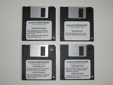 Kurzweil K2500/K2500R OS and Object Files on Floppy Disk - units without KDFX
