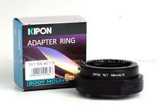 Kipon Tilt adapter for Nikon F to Olympus micro 4/3 M4/3 OM-D E-M1/E-M5 *latest*
