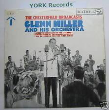 GLENN MILLER - Chesterfield Broadcasts Vol 1 - Ex LP