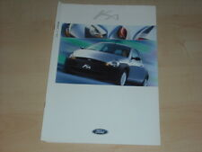 40069) Ford Ka Prospekt 08/1998