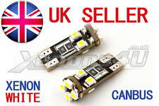 MERCEDES BENZ ML CLS 8 SMD LED BULBS PARKING LIGHTS ERROR FREE W5W Xenon White