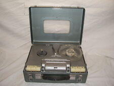 USSR Russian Military Voice  Reel-to-ReelTape Recorder