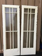 """Cm 606 4 Avail Price Each Townhouse Double Door Or Side Light Doors 27 3/4"""""""