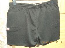 Black Goalkeeper Shorts by Pro Star Padded